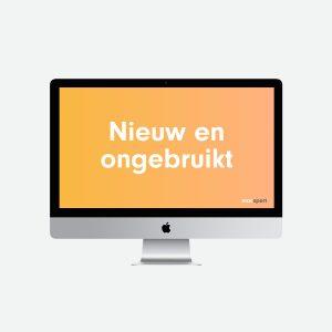 iMac 21,5 inch nieuw
